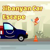 Jibanyan Car Escape Yokai icon