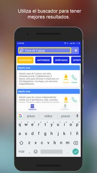 Rueda virtual de negocios apk screenshot