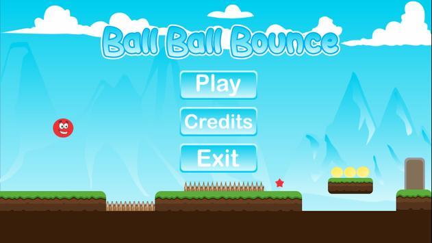 Ball Ball Bounce poster