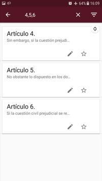L.E.Crim. - Ley de Enjuciamiento Criminal Español screenshot 2
