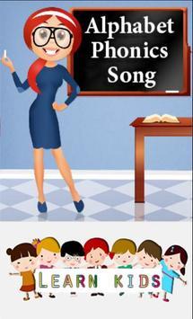 Alphabet Phonics Song poster