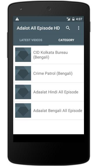 Adaalat All Episode HD for Android - APK Download