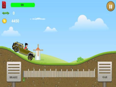 titans go ten Hero  racing cars screenshot 3