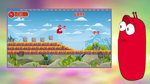 larva floor screenshot 3