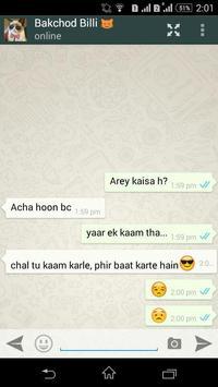 WhatsFun fun chat for WhatsApp apk imagem de tela