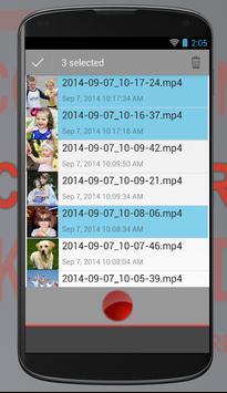Secret Camera Recorder screenshot 2