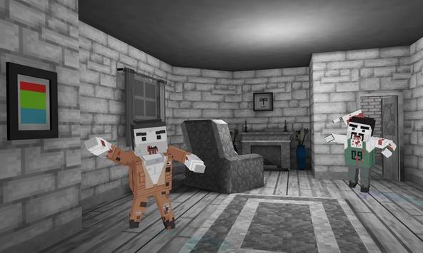 Haunted Halloween Night poster