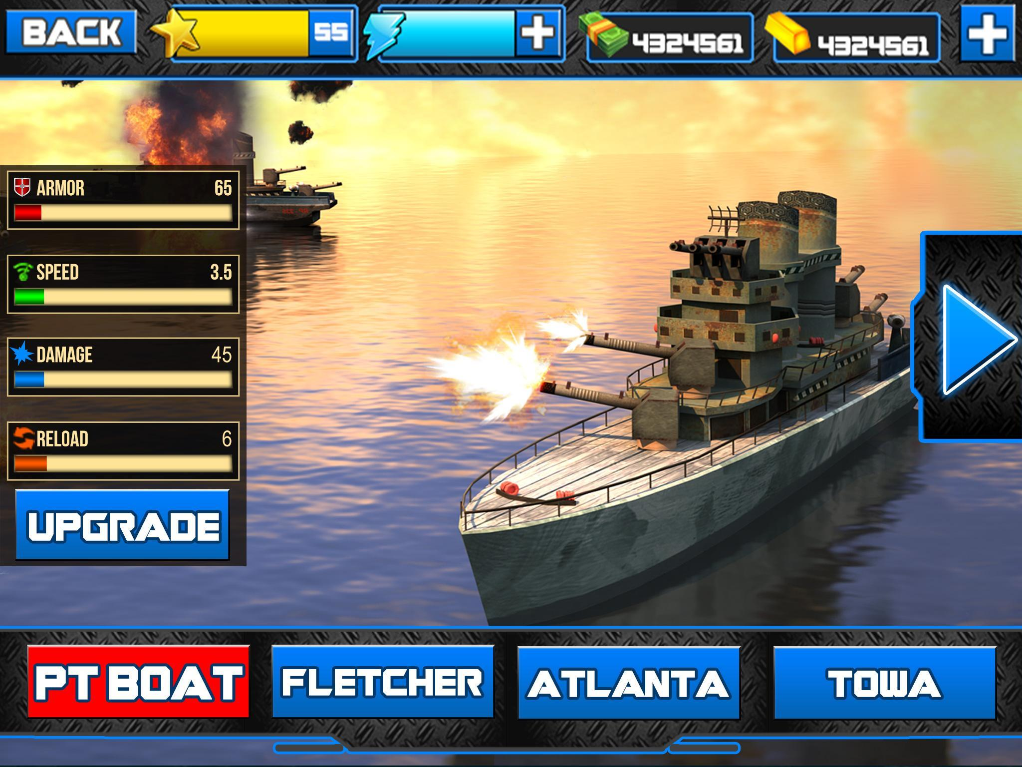 Modern Warship Combat 3D for Android - APK Download