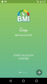BEST BMI CALCULATOR poster