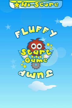 Fluffy Jump poster