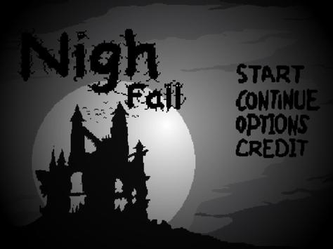 NighFall poster