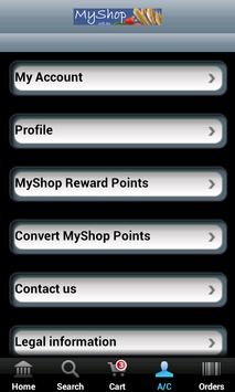 GNLD MyShop apk screenshot