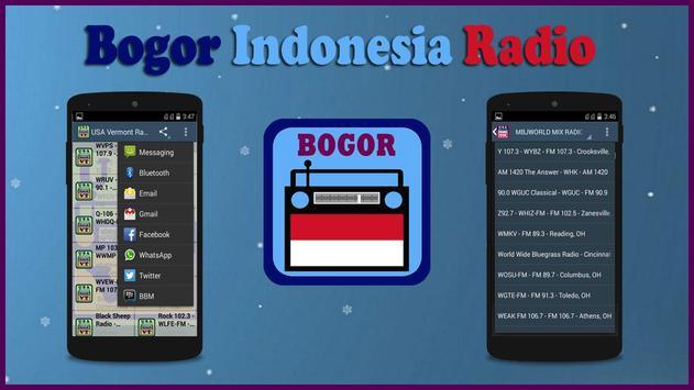 Bogor Radio poster