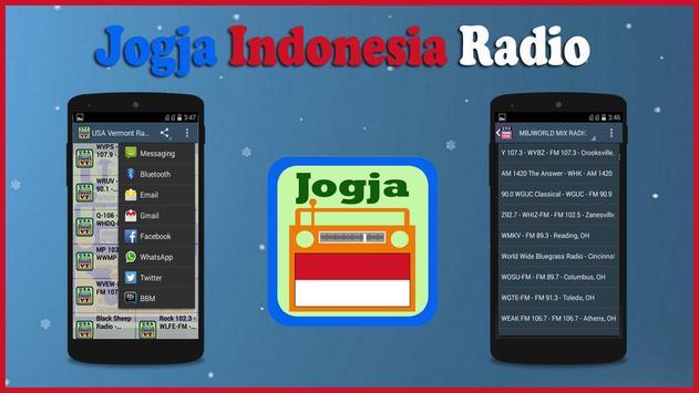Jogjakarta Radio poster