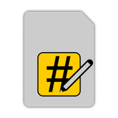 [ROOT] SIMEditor icon