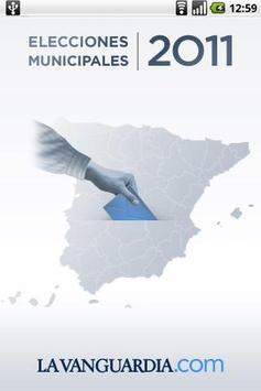 RESULTADOS ELECCIONES 2011 poster