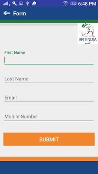 Fit India apk screenshot