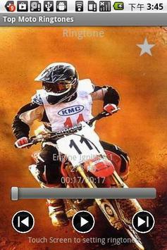Top Moto Ringtones poster