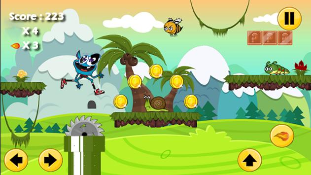 Adventure Of The Go иoodle screenshot 2