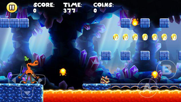 Adventure Of The Go иoodle screenshot 4