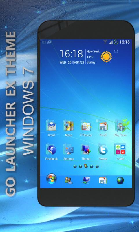 window 7 for android mobile free download