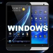 Free Windows Theme Go Launcher icon