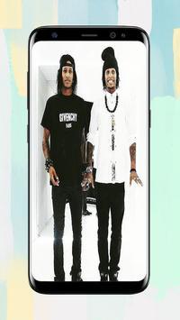 Les Twins Fond d'écran pour Fans poster