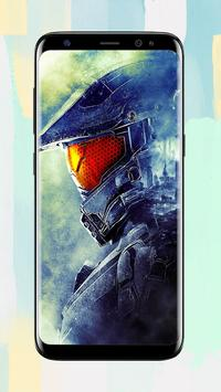 Halo gamer Wallpapers for fans poster
