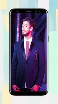خلفيات سعد المجرد Saad lamjared wallpapers screenshot 1