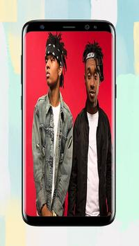 Rae Sremmurd Wallpapers fans apk screenshot