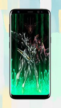 Super Robot Wars Wallpapers Fans apk screenshot