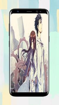 Steins Gate 0 Wallpapers Fans apk screenshot