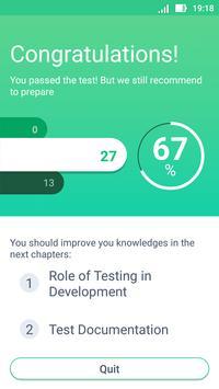 QIB - ISTQB Interactive Course apk screenshot