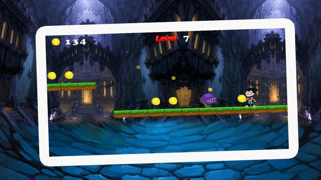 Go Runner Super Titans worlds apk screenshot