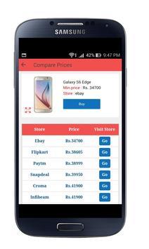 Compare Price India apk screenshot