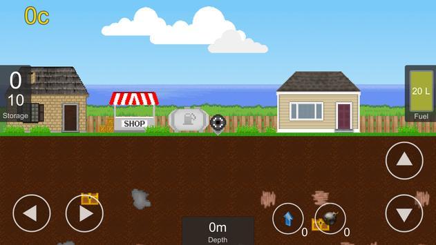 MineDrill - Dig and build apk screenshot