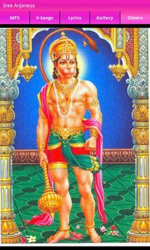 Sree Anjaneya Ashtothram poster