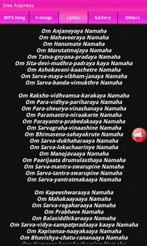 Sree Anjaneya Ashtothram apk screenshot