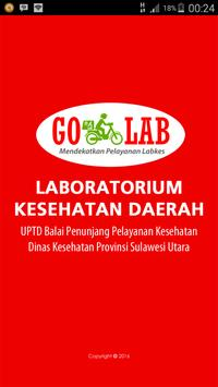 Go-Lab Sulut poster