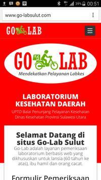 Go-Lab Sulut screenshot 2