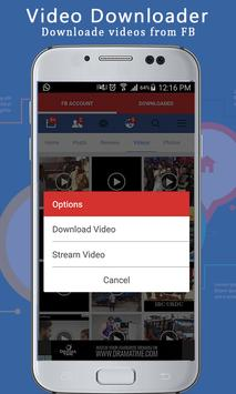 HD Fast video downloader for HD Video poster