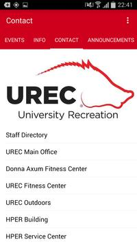 UARKREC apk screenshot