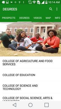 Florida A&M University captura de pantalla 1