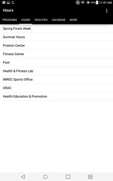 WKU Campus Recreation screenshot 1