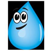 Smiling Drops icon