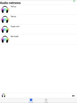 Tin ngan audio apk screenshot