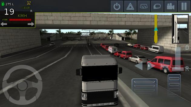 Rough Truck Simulator 2 apk screenshot