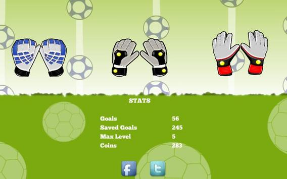 Super Goalkeeper Mundial 2014 apk screenshot