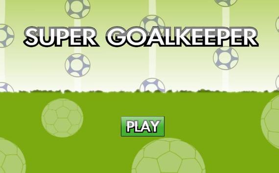 Super Goalkeeper Mundial 2014 screenshot 1