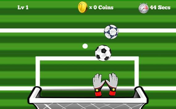 Super Goalkeeper Mundial 2014 screenshot 2